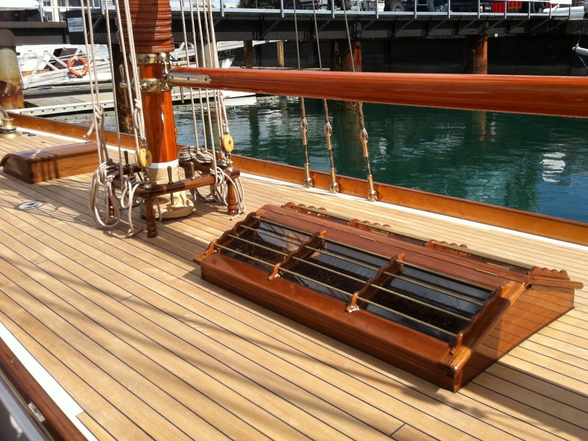boten van hout duurzaam