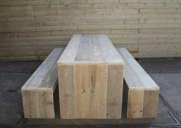 steigerhout coating