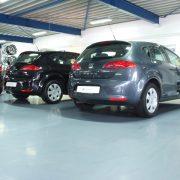 Automotive vloer vloercoating