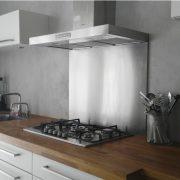 muurcoating achterwand keuken betonlook
