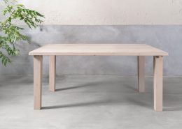 white wash tafel