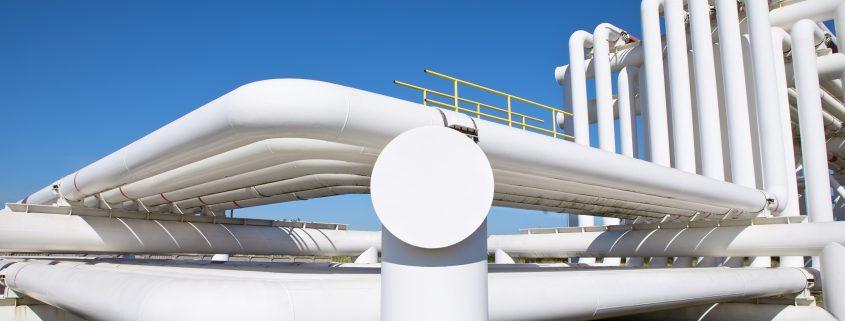 Abcite Coatings op waterleiding