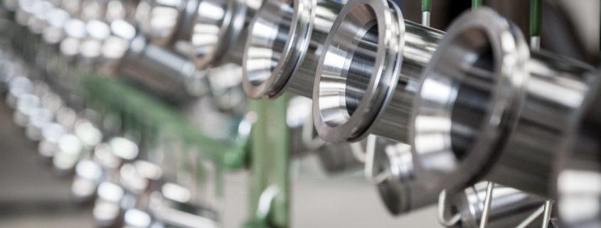 galvaniseren elektrolytisch verzinken voorbeeld