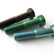 kleurrijke ptfe coating op bouten