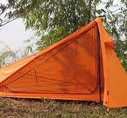 siliconen coating op tent