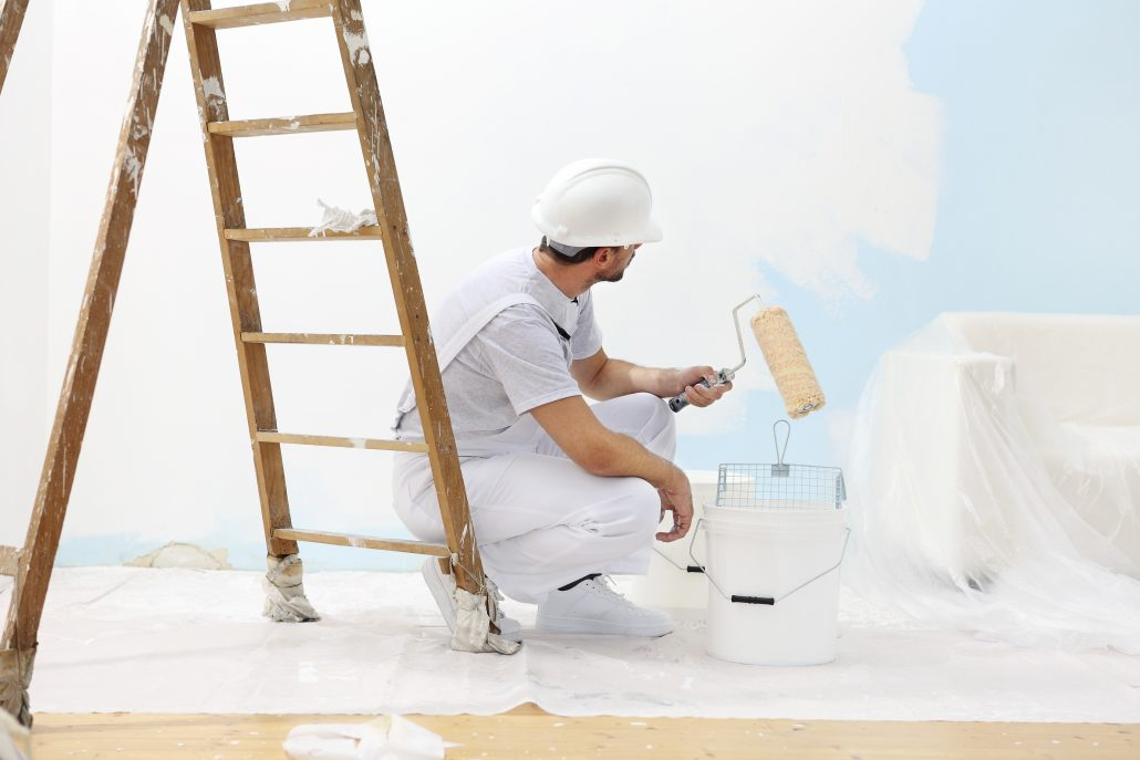 Waterafstotende Verf Keuken : Top afwasbare muurverf keuken achterwand schrobvast coating