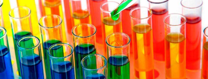 coating additieven kleuren