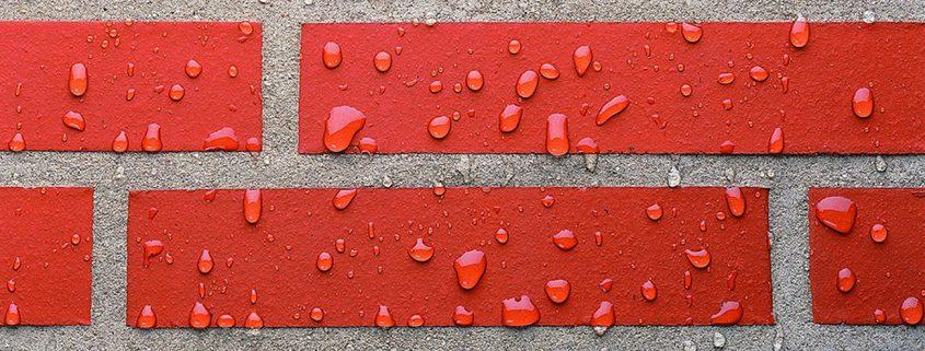 muur impregneren hydrofobische werking
