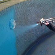 polyurea coating zwembad onderwater