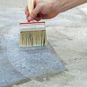 Stucwerk waterdicht verven