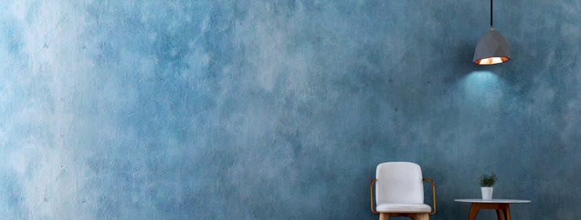 muur met stucwerk waterdicht maken