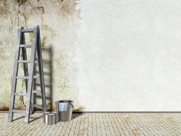 Badkamer Plafond Schimmel : Anti schimmel coating anti schimmel verf coating