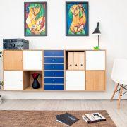 Poedercoating voor meubels hout en metaal