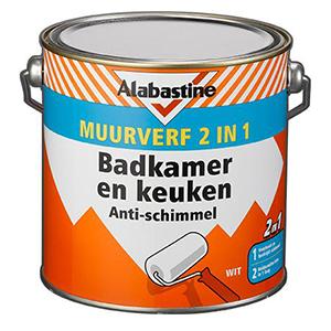 Top Waterafstotende verf | Badkamer, Keuken of Buitenmuur - Coating.nl ZE61