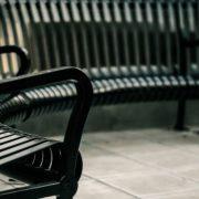 poedercoating voor meubels in openbare ruimten