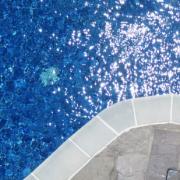 zwembad tegels coating