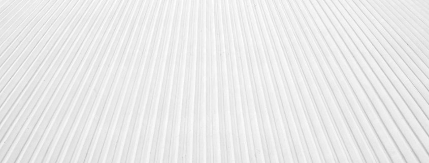 witte reflecterende dakcoating