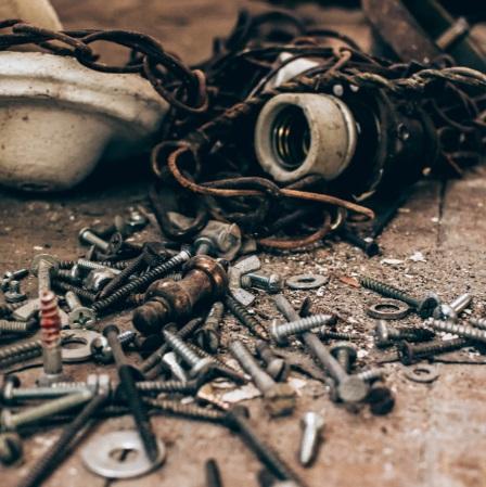 ijzer en staal galvaniseren