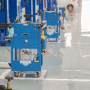 epoxy gietvloer prijs per m2