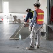 cementgebonden gietvloer aanbrengen