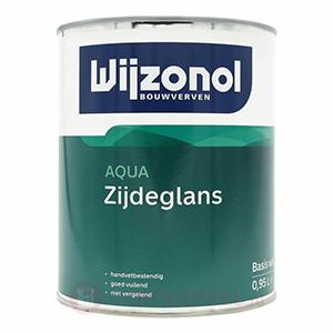 Wijzonol Aqua zijdeglans binnen