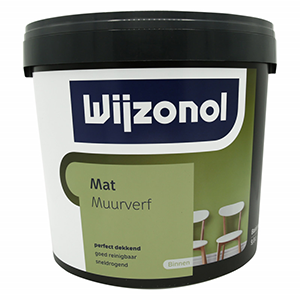 Wijzonol Mat Muurverf