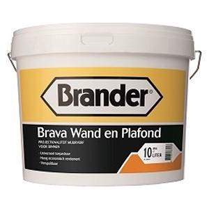 Brander Brava Wand en Plafond