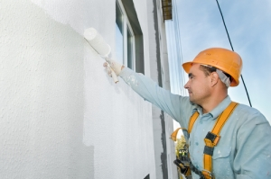 algwerende coating muur